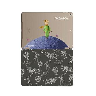小王子電影版授權系列-【小王子的異想世界】:《 iPad Mini/Air/Pro》水晶殼+Smart Cover(磁桿)