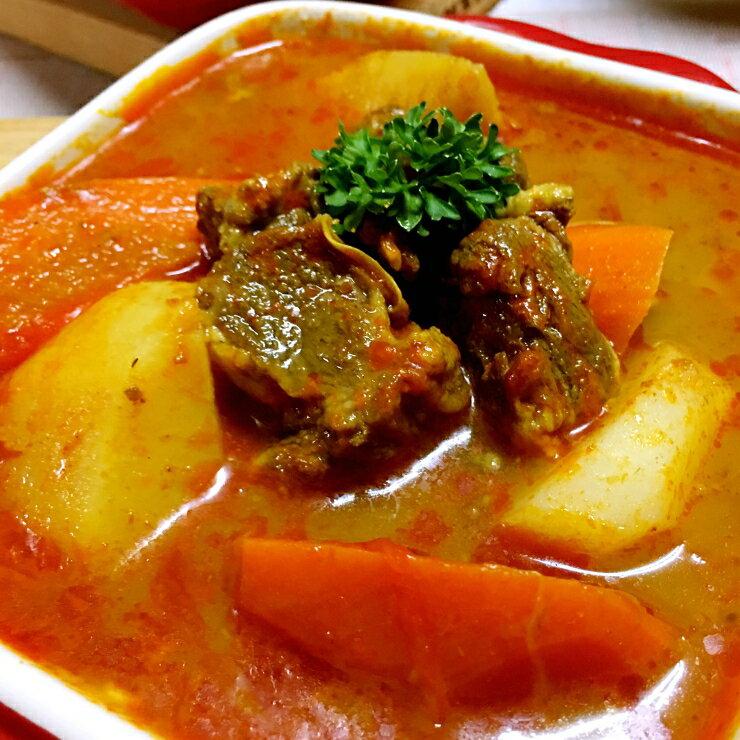 南洋咖哩牛肉 200g 南洋家常菜  美國牛肉加上新鮮蔬菜及獨門祕方
