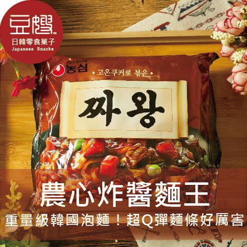 【豆嫂】韓國泡麵 農心 炸醬王麵(外銷版)★5月宅配$499免運★
