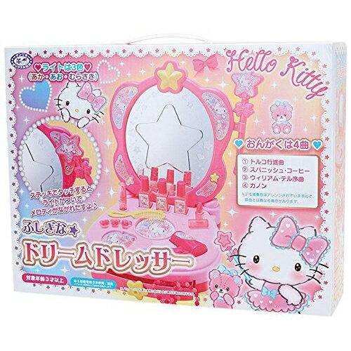 《三麗鷗Sanrio》玩具有聲梳妝台-KITTY