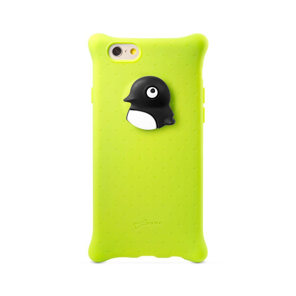 Bone|iPhone 6 / 6S 四角防撞 泡泡保護套 手機保護 - 企鵝