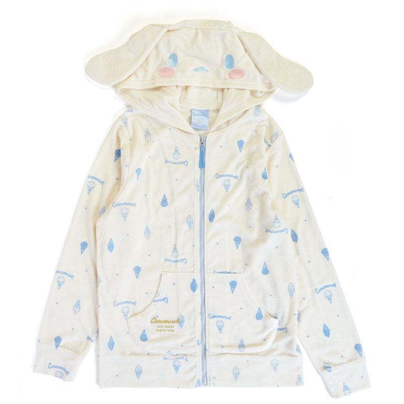 【真愛日本】4901610038055 造型連帽外套-CN冰淇淋ACK 三麗鷗 大耳狗 喜拿狗 連帽外套 休閒外套