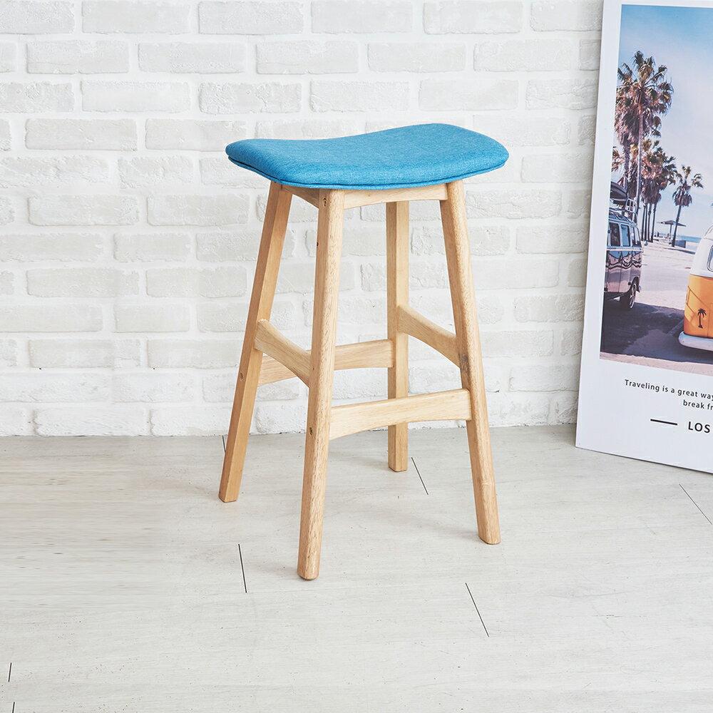 【馬來西亞Shenshan】Bernic簡約質感高腳椅 / 吧台椅(4入組) / 3色 / H&D東稻家居 / 好窩生活節 1