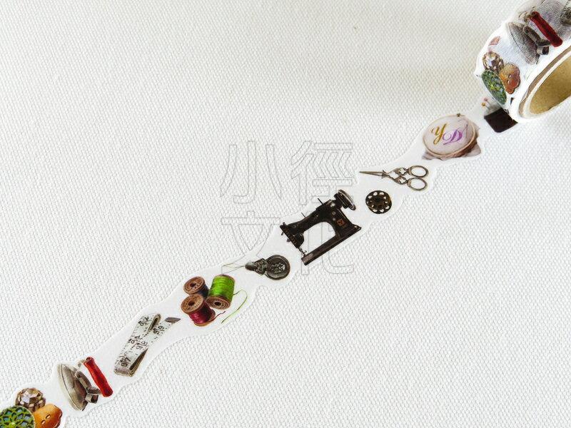 ~小徑文化~  Yano design 和紙膠帶 ~ 裁縫道具 ^( YD~MK~051