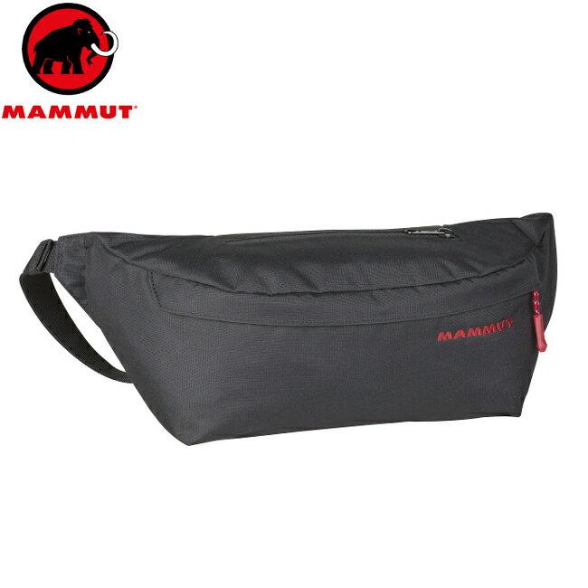 Mammut 長毛象 腰包/腰掛包/運動腰包/隨身包 Classic Bumbag 00470-00011 黑色 1L