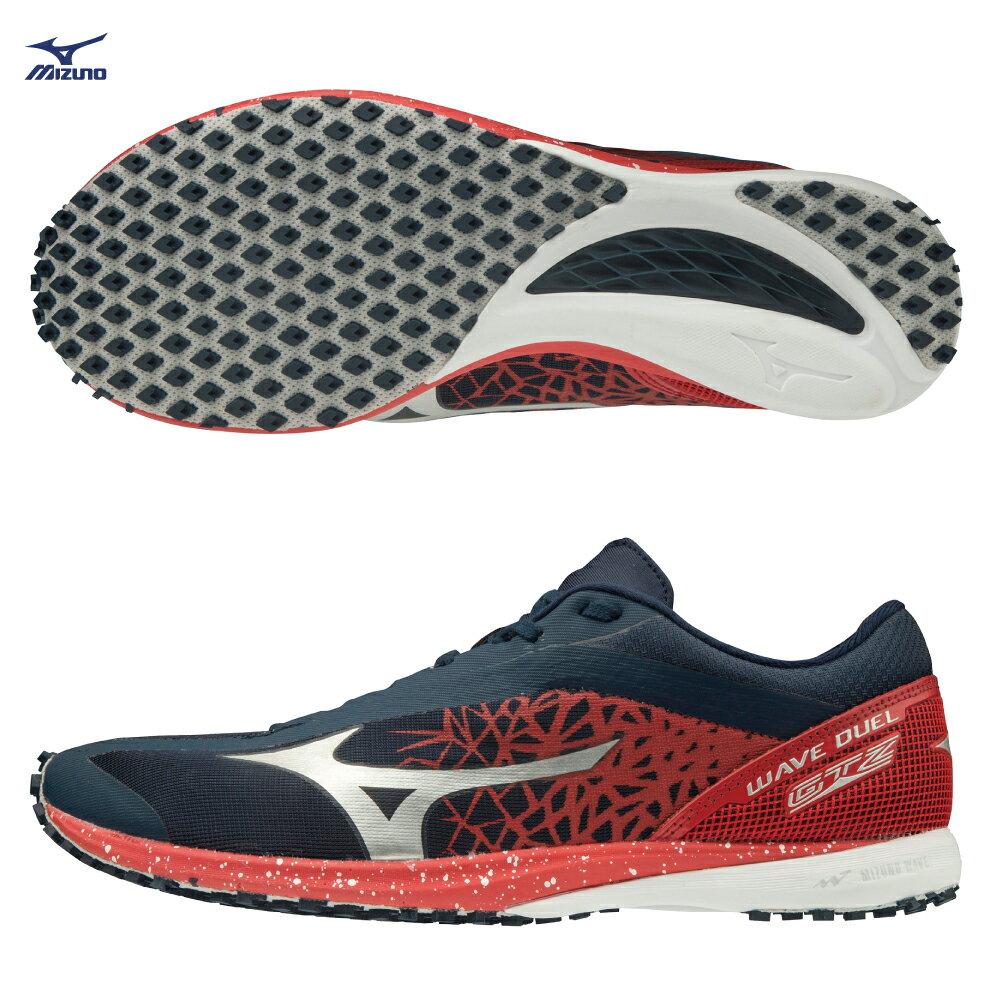 WAVE DUEL 一般型男款路跑鞋 U1GD195018【美津濃MIZUNO】 - 限時優惠好康折扣