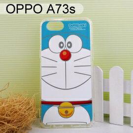 哆啦A夢空壓氣墊軟殼[全臉]OPPOA73s(6吋)小叮噹【正版授權】