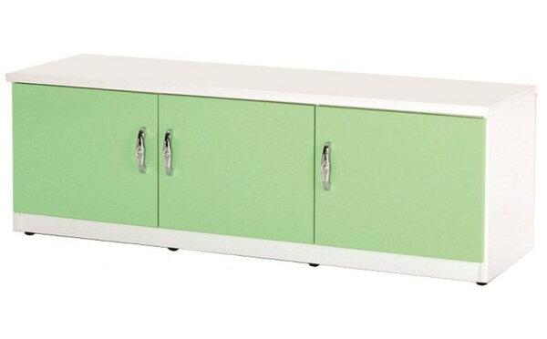 石川家居:【石川家居】850-02(綠白色)座鞋櫃(CT-322)#訂製預購款式#環保塑鋼P無毒防霉易清潔
