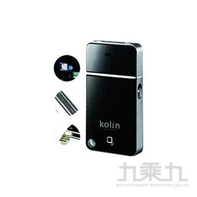 歌林USB充電名片型刮鬍刀 KSH-DLR100