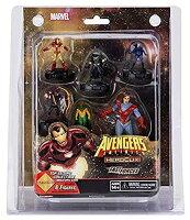 Marvel 玩具與電玩推薦到反轉英雄 復仇者無限之戰 系列快速成軍包 WIZKIDS HEROCLIX 高雄龐奇桌遊就在龐奇桌遊推薦Marvel 玩具與電玩