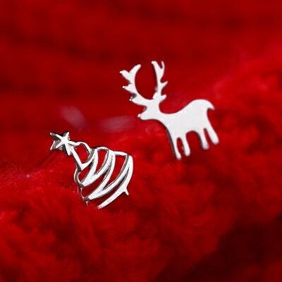聖誕禮物推薦飾品耳環在歡樂的聖誕季節,送上時尚又小巧耳環,象徵著無時無刻的陪伴。飾品就在耳環推薦飾品