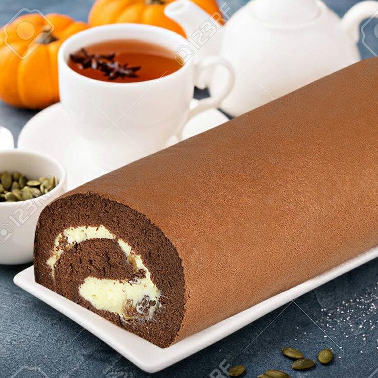 【蘭姆葡萄蛋糕卷】蛋糕捲 / 下午茶 / 點心 / 送禮推薦 《 巧可康 》