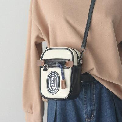 斜背包手機包 小包包女2020新款秋季法國小眾網紅同款百搭洋氣ins手機斜背包小包『LM2159』