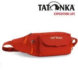 【TATONKA 德國】FUNNY BAG 多功能霹靂包 腰包(M)紅棕色/TTK2215