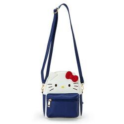 大賀屋 Kitty 臉型 迷你 造型 兩用包 後背包 外出包 三麗鷗 日貨 正版授權 L00010189