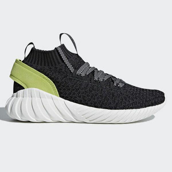 5d60d620f ADIDAS TENIS TUBULAR DOOM SOCK 女鞋慢跑襪套復古黑綠白 運動世界 ...