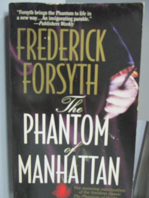 ~書寶 書T3/原文小說_NOH~The Phantom of Manhattan_Fre