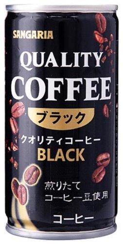 Sangaria焙煎黑咖啡罐185g/罐