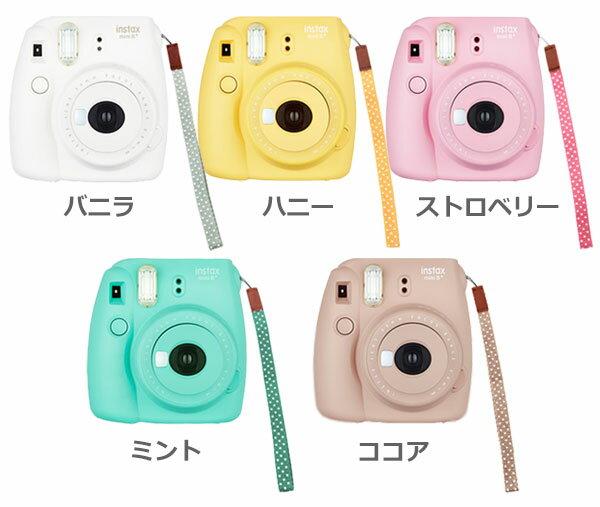 日本富士Fujifilm拍立得 / Instax mini8 / A441-371-379。共5色-日本必買 日本樂天代購(11760*0.4)。件件免運 1