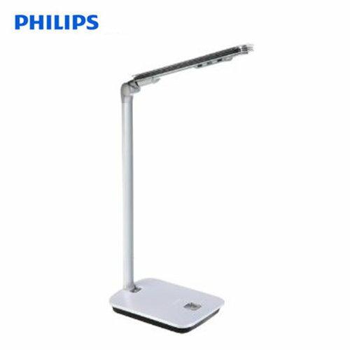 [滿3千,10%點數回饋]PHILIPS飛利浦30074皓光LED6W檯燈(白)**免運費**