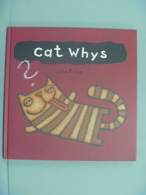 ~書寶 書T8/少年童書_ZBL~Cat Whys_Prap Lila