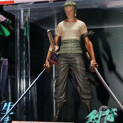 【預購】日本進口日版 金證 海賊王 索隆 一番賞 C賞 ~THE GRANDLINE MEN~【星野日本玩具】