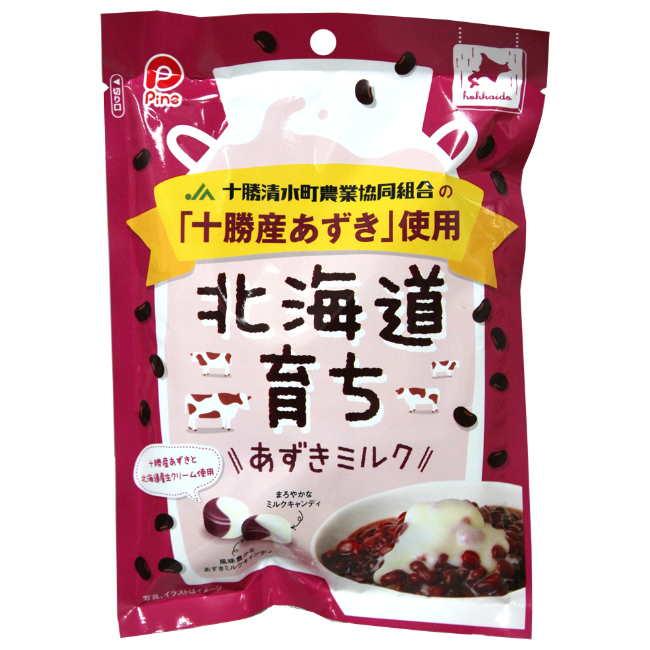 派伊 北海道紅豆牛奶糖