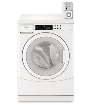 <br/><br/>  【得意家電】Whirlpool 惠而浦商用投幣滾筒洗衣機 CHW8990CW《12公斤》全省安裝<br/><br/>