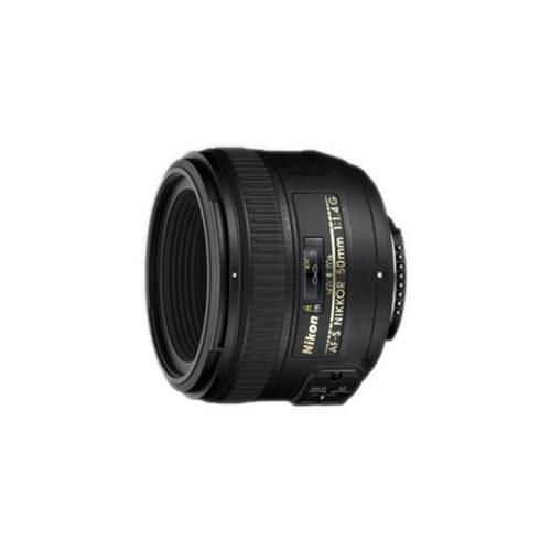 Nikon AF-S NIKKOR 50mm f/1.4G Fixed Focus Lens - 0.15x - 50mm - f/1.4 to 16 0