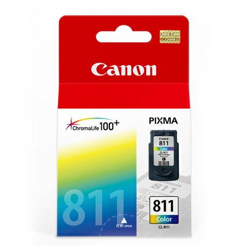 CANON CL-811 原廠彩色墨水匣 適用 ip2770