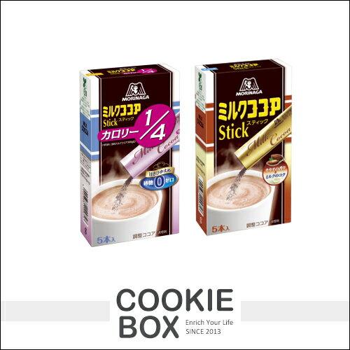 日本 森永 本格 歐風 可可亞粉 巧克力粉 沖泡 香甜 濃郁 隨手包 *餅乾盒子*