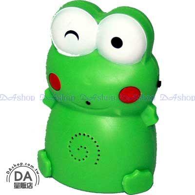 《DA量販店》感應 青蛙 迎賓器 歡迎光臨 適合 商場 店家 公司行號 (22-035)