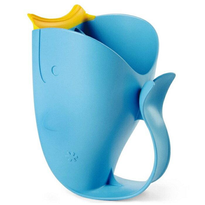 美國【Skip Hop】Moby 鯨魚瀑布淋浴沖洗器 2