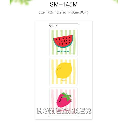 家的新衣:Sonamoo磁磚貼紙_HS-SM145M