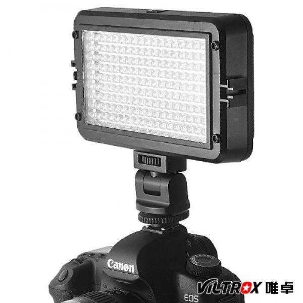 【新風尚潮流】ROWA 唯卓 可調亮度LED燈 超大廣角 具補光功能 上下調節90度 LL-162VT