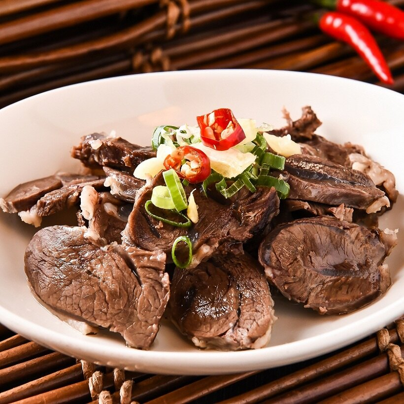【 咩 】黃金右腿 (小金) 台南知名羊肉爐【傳香三代】 真材食料 高品質嚴選 (80g/包) 0