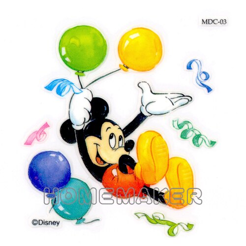 Disney 立體轉印貼紙 HS-MDC03