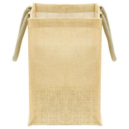 環保購物袋 蝶古巴特最佳選擇 麻製購物袋 TW15 NITORI宜得利家居 5