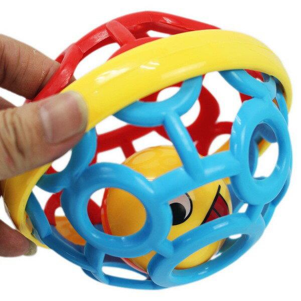 台灣製8.5吋按摩球安全球復健球尖球直徑25cm(大)一個入{定90}刺刺球玩具球健身球充氣球訓練球~群