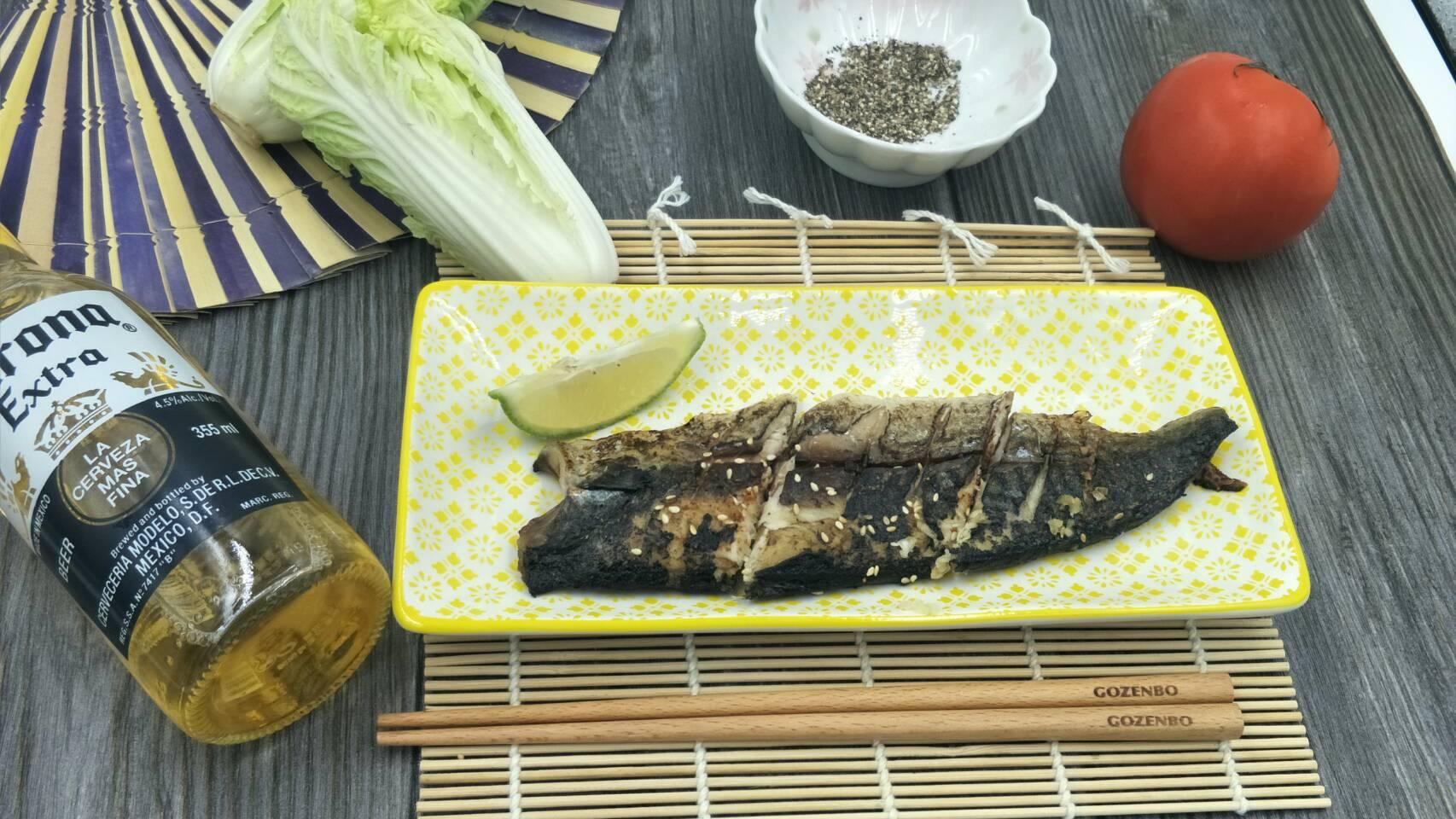 真空挪威鯖魚切片#200g