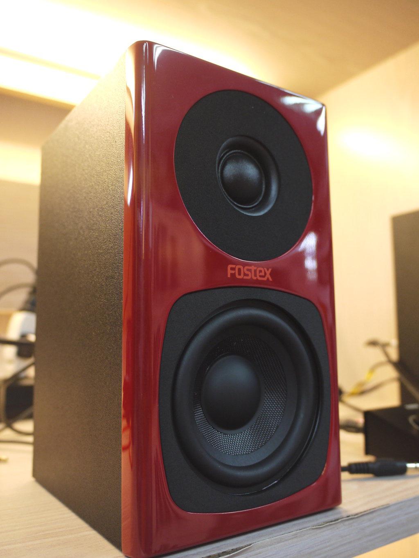 <br/><br/>  FOSTEX PA-3兩件式喇叭/主動式喇叭  店內有試聽 店內價格另有優惠<br/><br/>