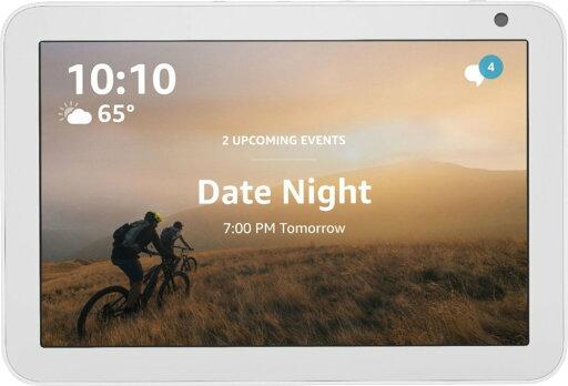 """Amazon Echo Show 8 - HD 8"""" smart display with Alexa"""
