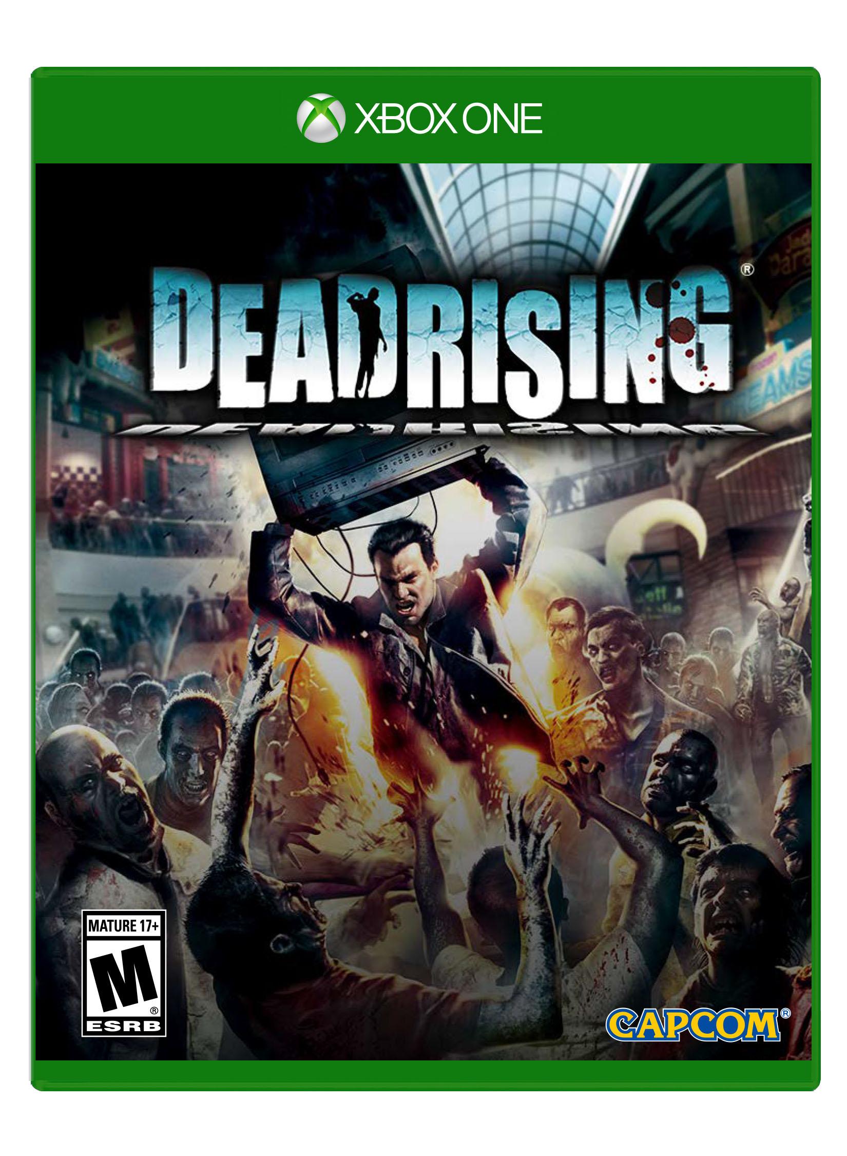 預購中 9月13日發售 亞洲英文版 [限制級] XBOX ONE 死亡復甦