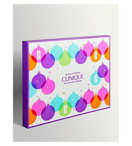 2018倩碧聖誕24天倒數日曆禮盒24 Days of Clinique advent calendar 2