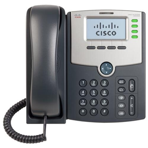 Cisco SPA 504G 4-Line IP Phone with Display, PoE and PC Port