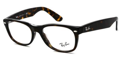 New Unisex Eyeglasses Ray-Ban RX5184 New Wayfarer 2012 52 888a3bd4fab3b23e322f7afd84035ea1
