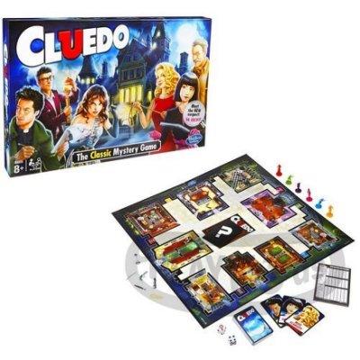 【Playwoods】[MB智樂遊戲]妙探尋兇Cluedo:發掘真相 中文版(推理-福爾摩斯-家庭遊戲-偵查-桌遊)