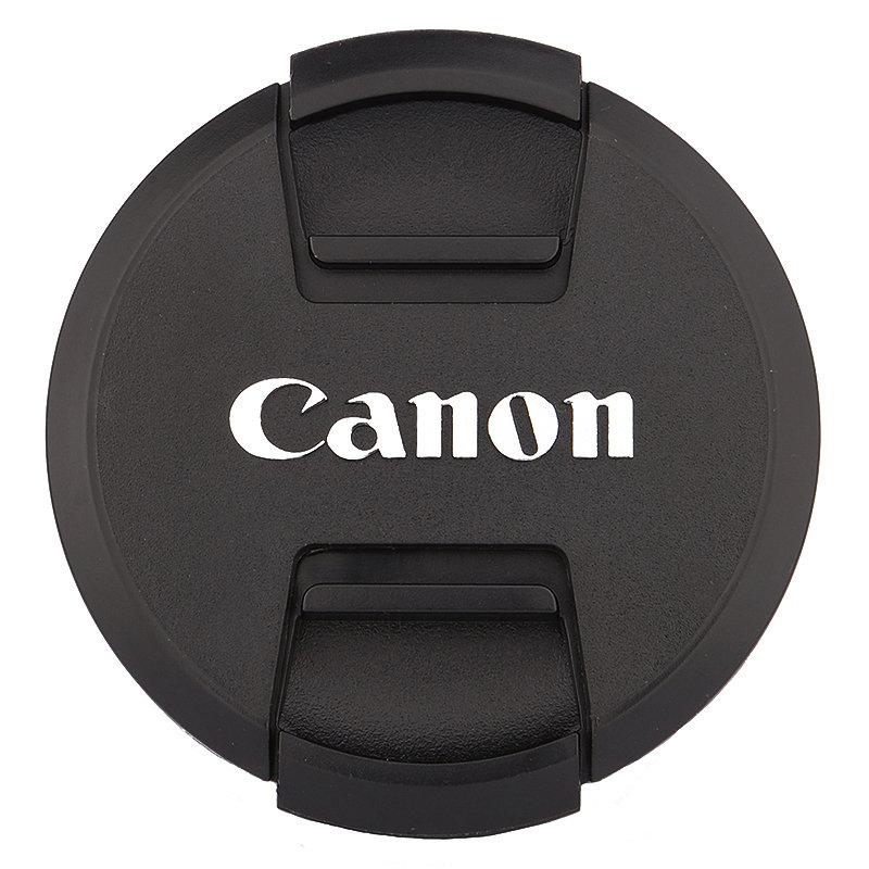 ◎相機專家◎ 缺貨中 CameraPro 82mm CANON款 中捏式鏡頭蓋(附繩可拆) 質感一流 平價供應 非原廠