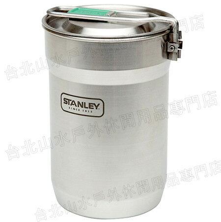 Stanley 鋼杯/不鏽鋼鍋/冒險系列露營鍋組 Adventure Camp Cook Set 0.7L 附雙人茶杯 01290