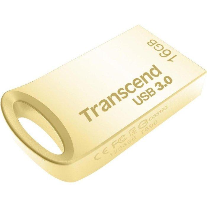 【新風尚潮流】創見隨身碟 16GB 16G JF710 G USB3.0 防塵 防震 防水 TS16GJF710G